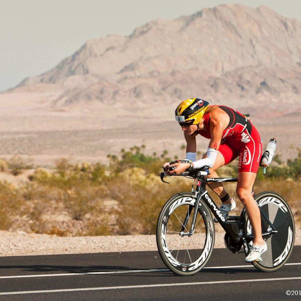 Karin Thurig - 2nd place at the Ironman World Championships 70.3